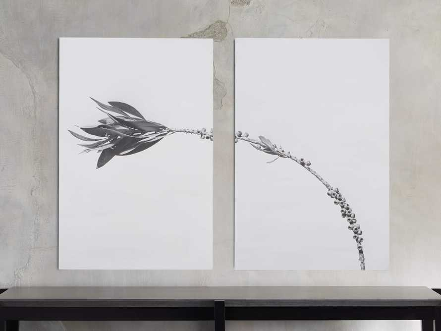 Small Dried Plant Fresco Print, slide 1 of 6
