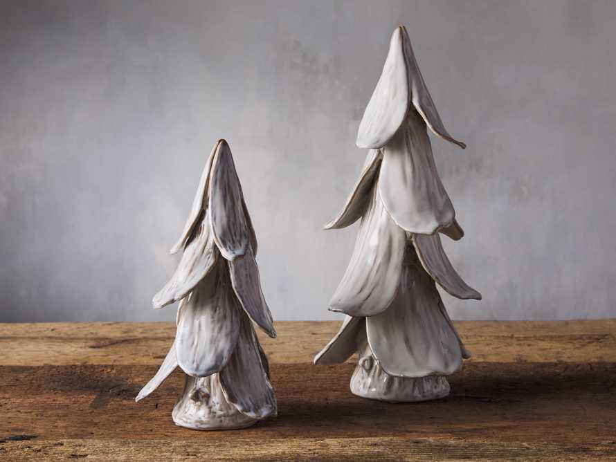 Small Down-Swept Ceramic Tree, slide 2 of 4