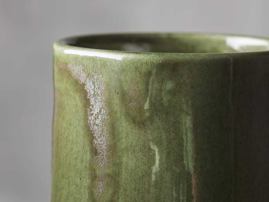 Moss Tall Vase, slide 2 of 7