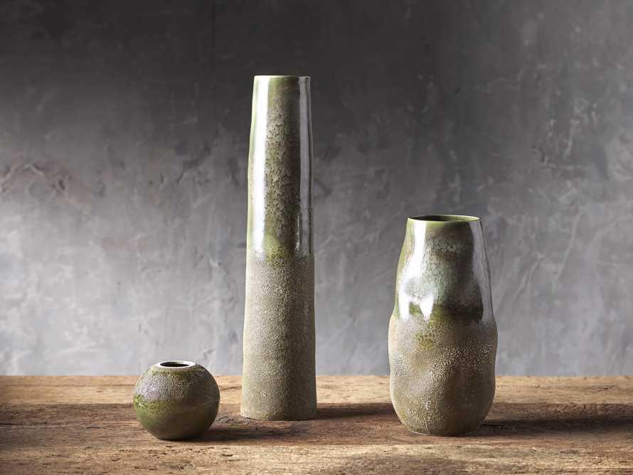 Moss Tall Vase, slide 3 of 7