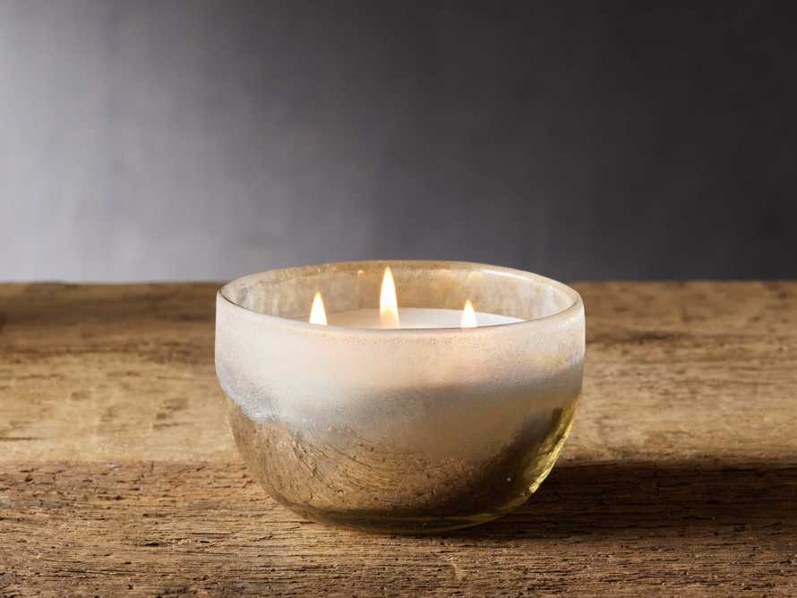 Small Frost Mint & Sage Candle, slide 1 of 2