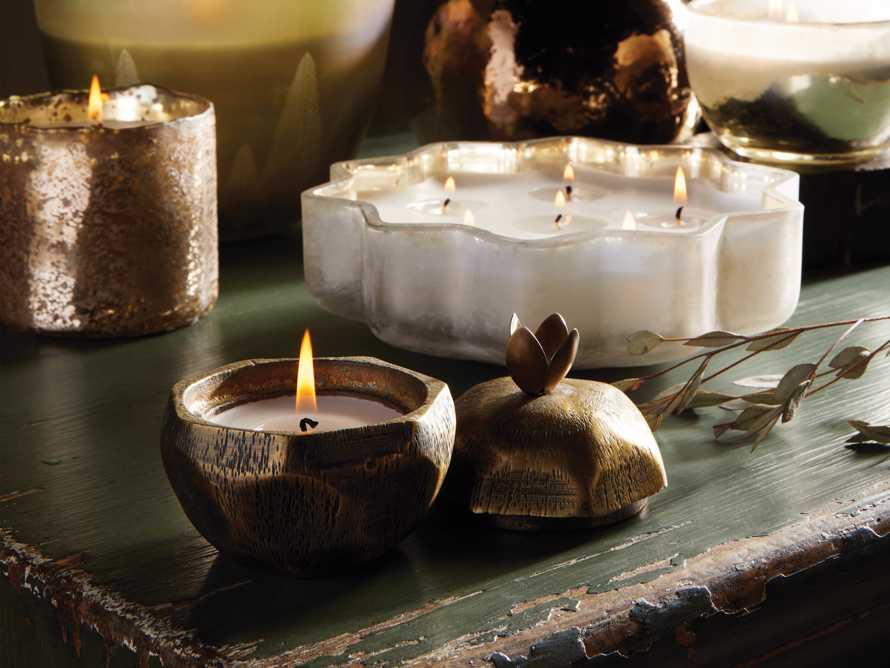 Pomegranite Candle, slide 3 of 3