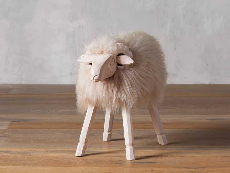 Medium Wooly Sheep, slide 1 of 4