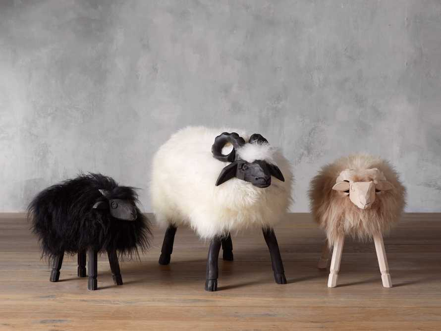 Large Wooly Sheep, slide 4 of 5
