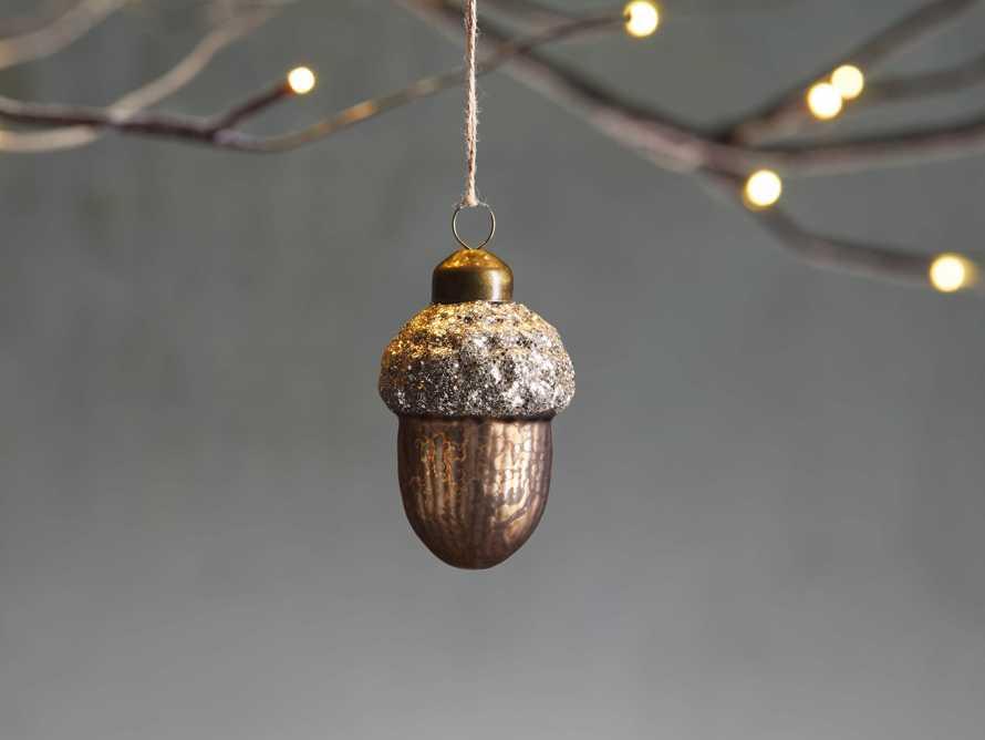 Acorn Ornament (Set of 6), slide 1 of 2
