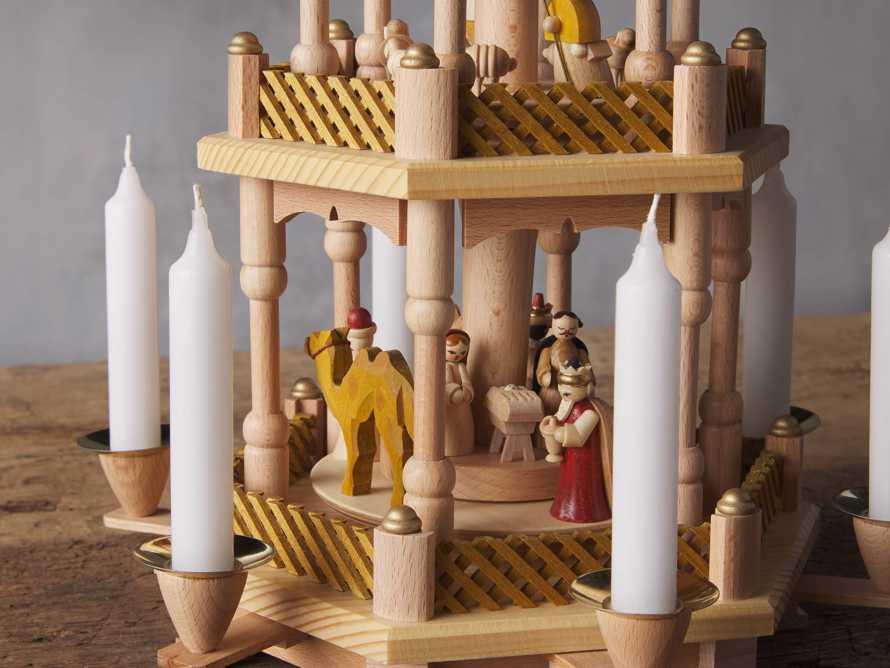 Three Tier Nativity Pyramid, slide 4 of 5
