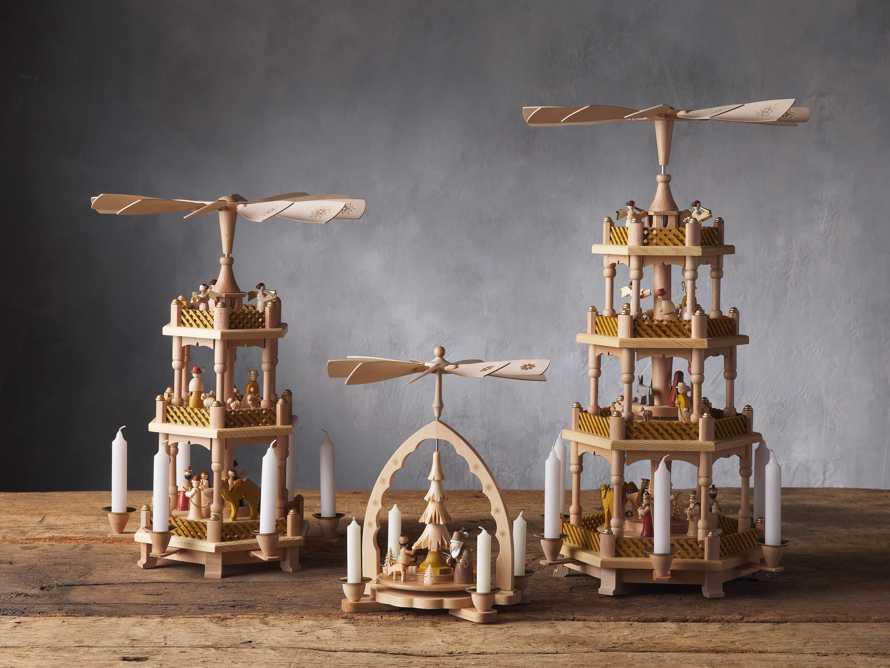 Four Tier Nativity Pyramid, slide 5 of 5
