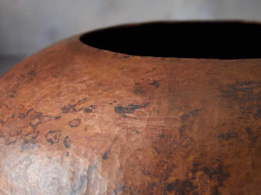 Extra Large Natural Copper in Vase, slide 2 of 3