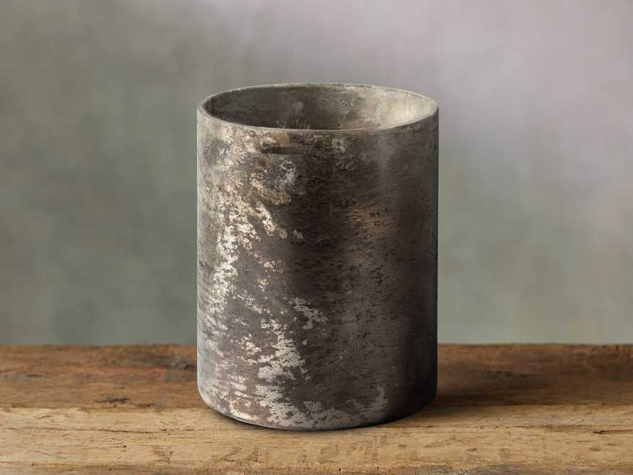 "Freya Large 8"" Hurricane in Oxidized Finish"