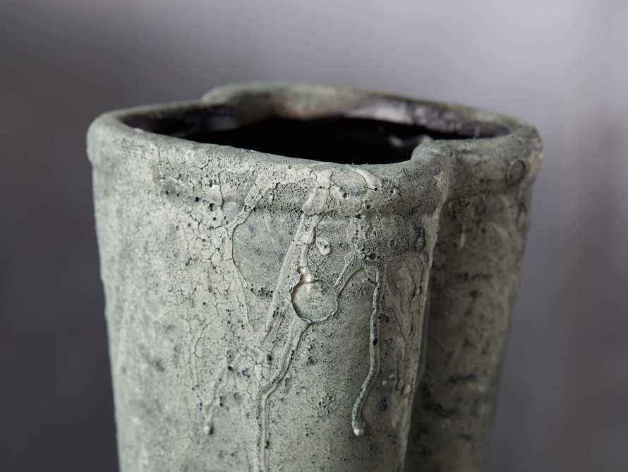 Small Welly Green Vase