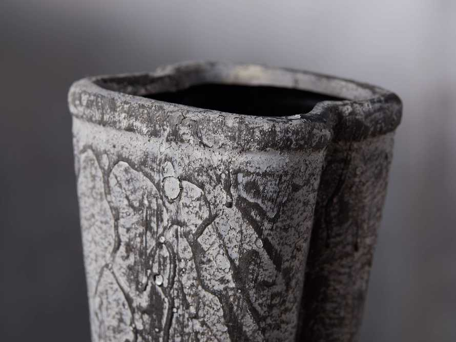 Small Welly Grey Vase, slide 2 of 5