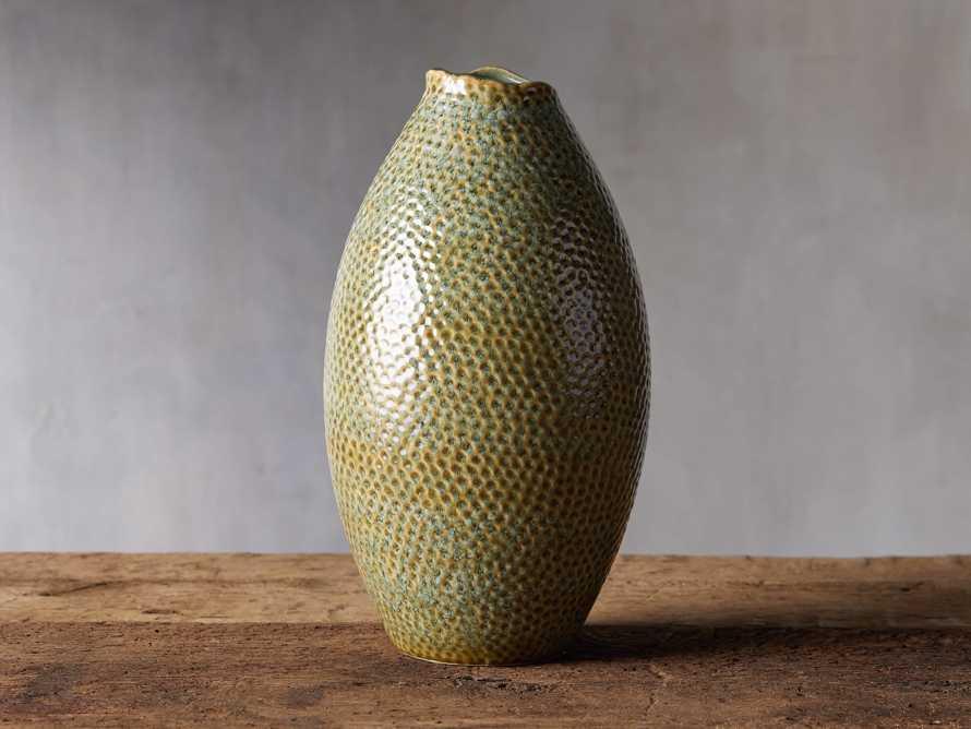 Eva Tall Vase in Heather, slide 1 of 4