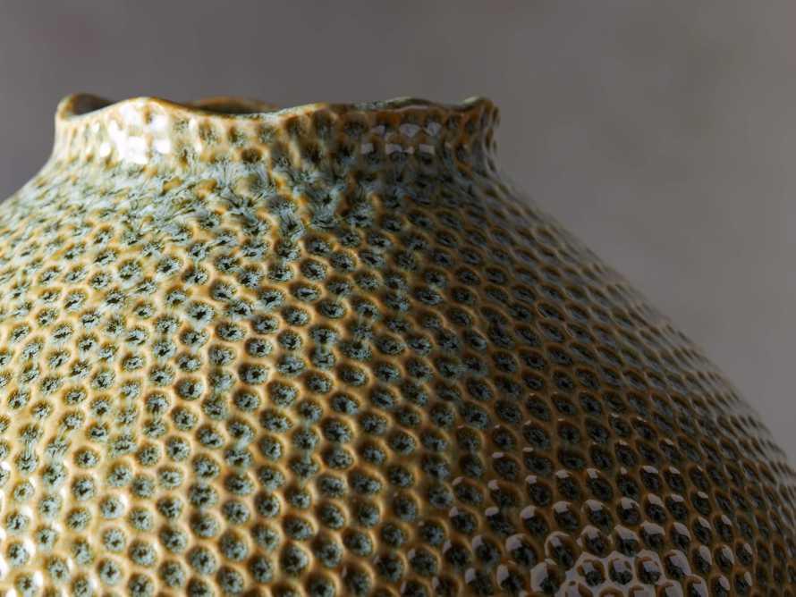 Eva Large Round Vase in Heather, slide 2 of 4