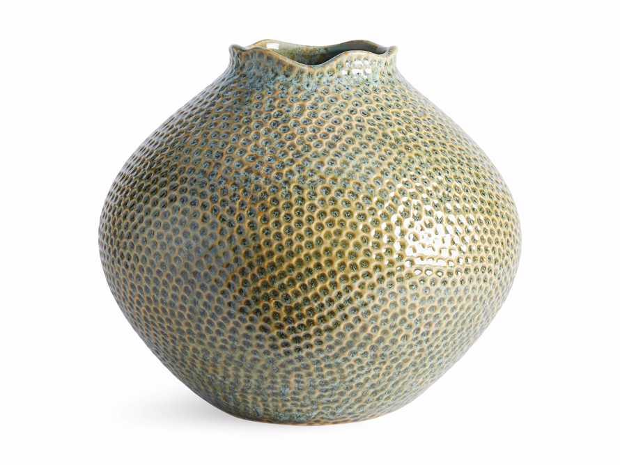 Eva Large Round Vase in Heather, slide 4 of 4