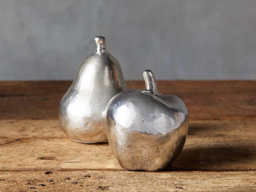 Silvered Apple, slide 2 of 2