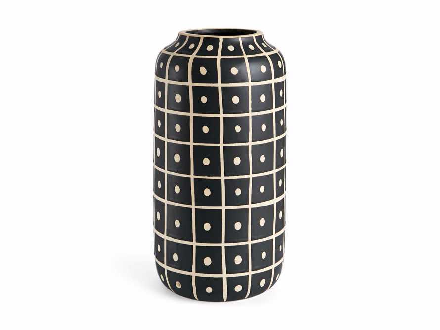 """Diego 13"""" High Vase"""