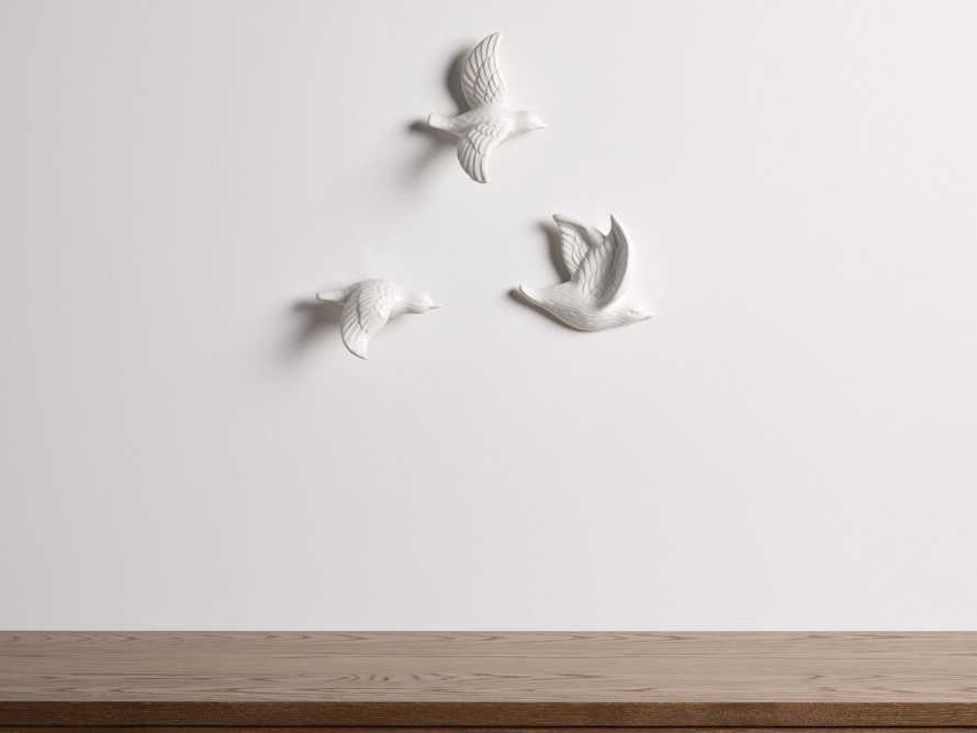 Ava Bird with Wings Spread