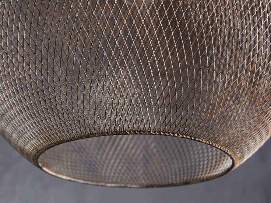 Lanister Large Mesh Pendant, slide 2 of 10