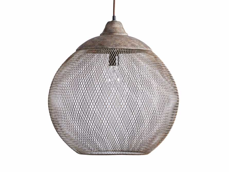 Lanister Large Mesh Pendant, slide 6 of 9