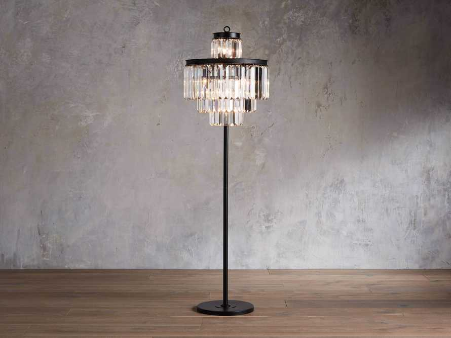 Leyland Floor Lamp in Bronze, slide 1 of 5