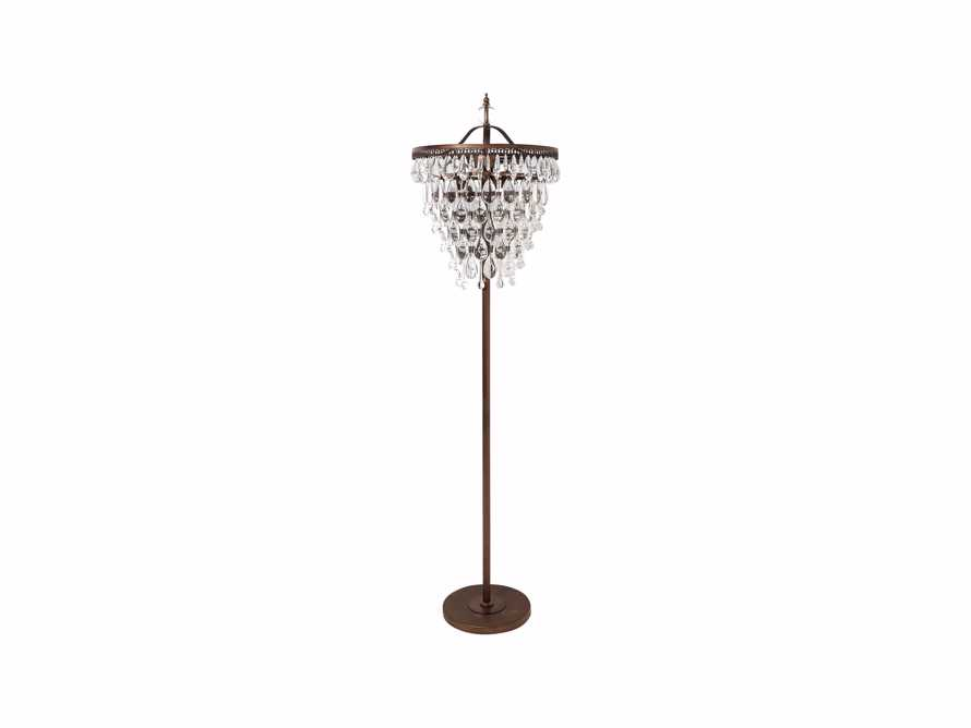 Anabella Floor Lamp in Antique Gold, slide 4 of 4
