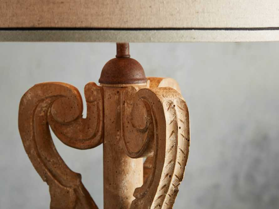 St. Augustine Finial Table Lamp