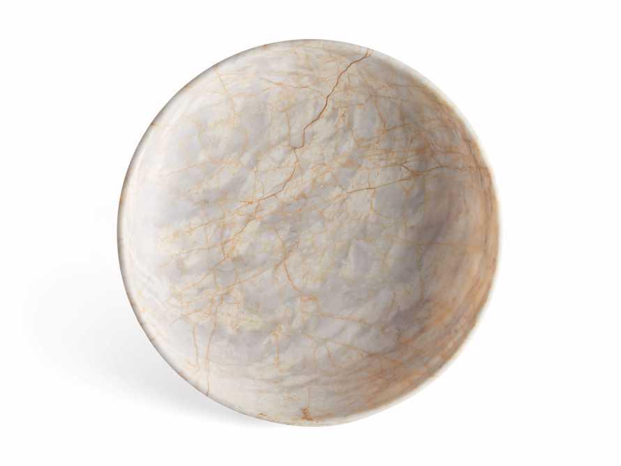 Petra Century Marble Bowl, slide 8 of 9