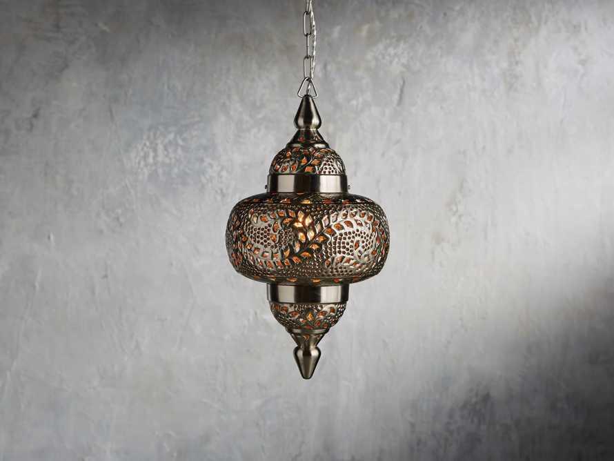 Taza Small Pendant