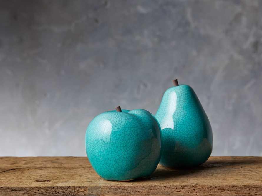 """4.75"""" Ceramic Pear"""