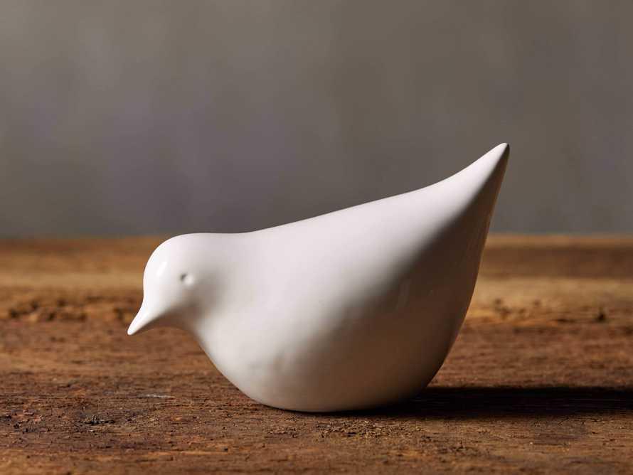 Small White Bird, slide 1 of 3