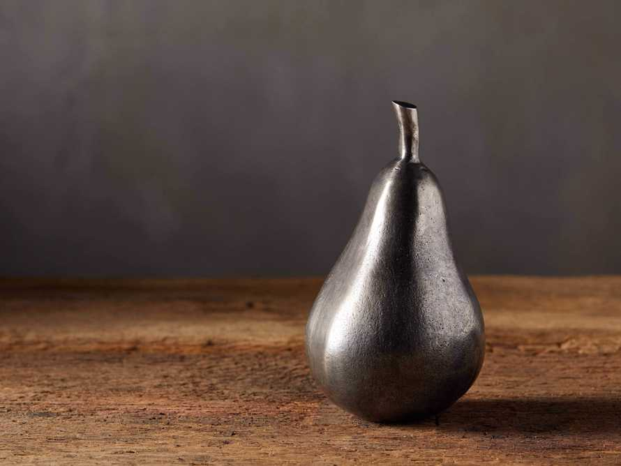 Antique Nickel Pear