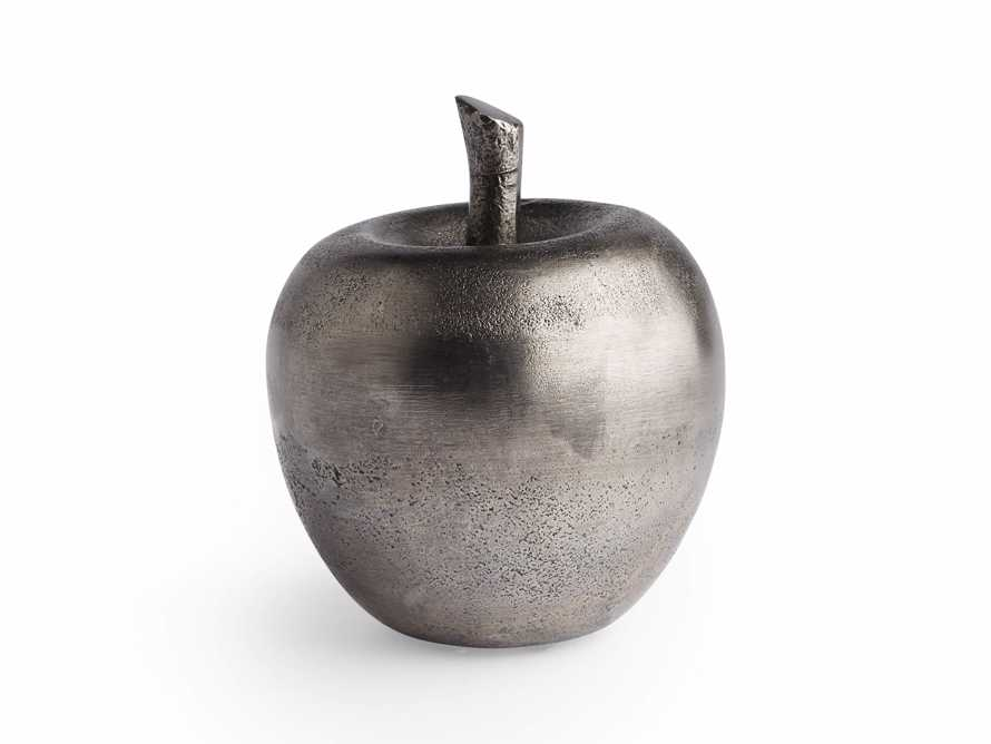 Antique Nickel Apple, slide 4 of 4