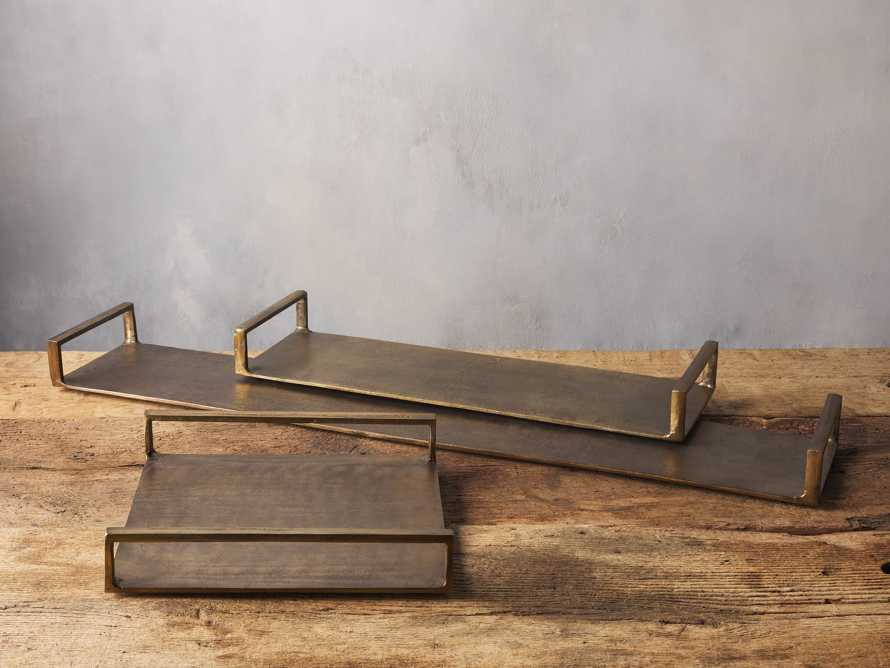 Small Angelo Rectangle Tray, slide 3 of 5