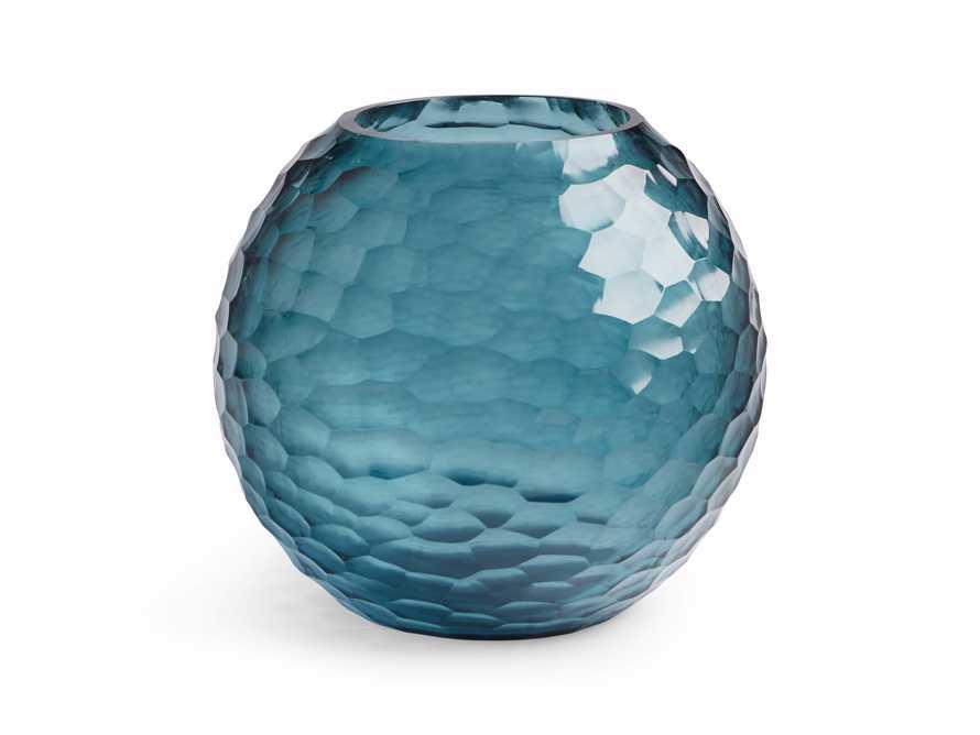 Ink Sphere Vase