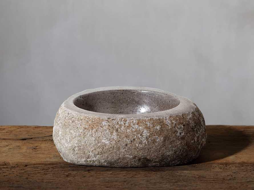 """River Stone 11"""" Bowl"""