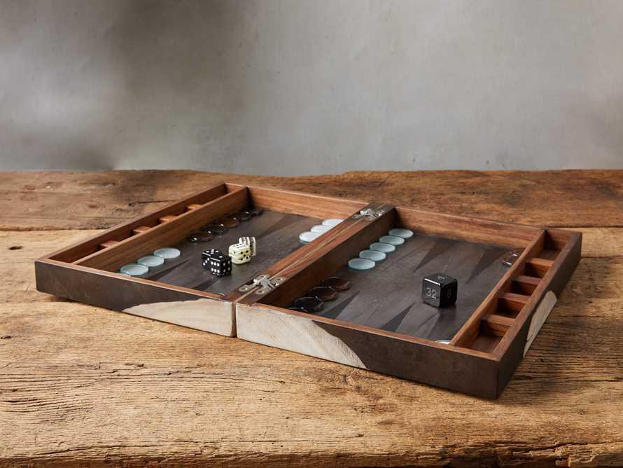 Sierra Backgammon Set, slide 2 of 6