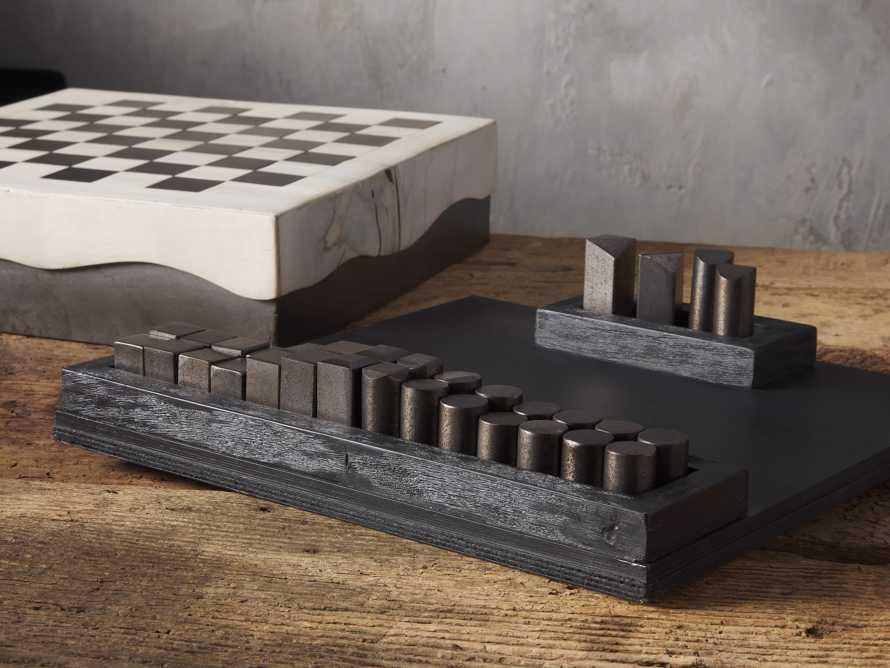 BOXED CHESS SET, slide 3 of 6