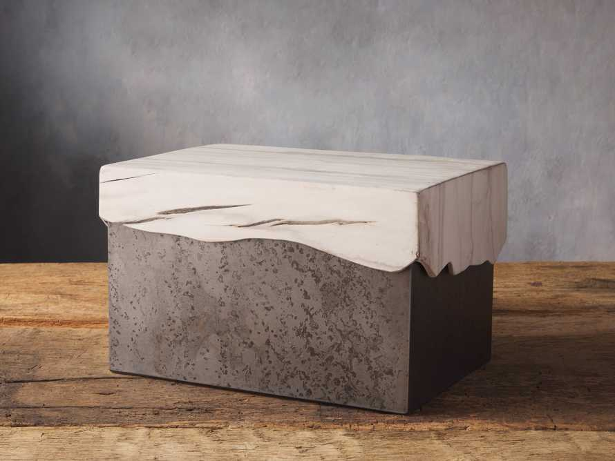 Large Ply Metal Box, slide 1 of 4