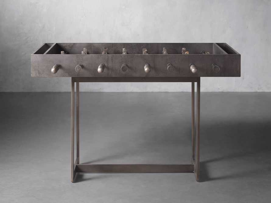 Reclaimed Wood Foosball Table, slide 1 of 6