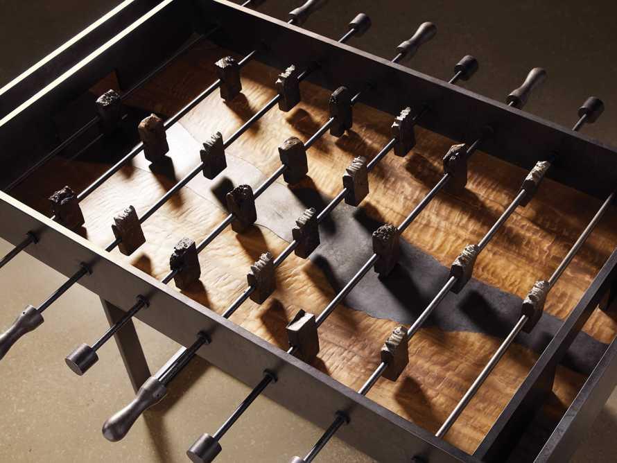 Reclaimed Wood Foosball Table, slide 4 of 6