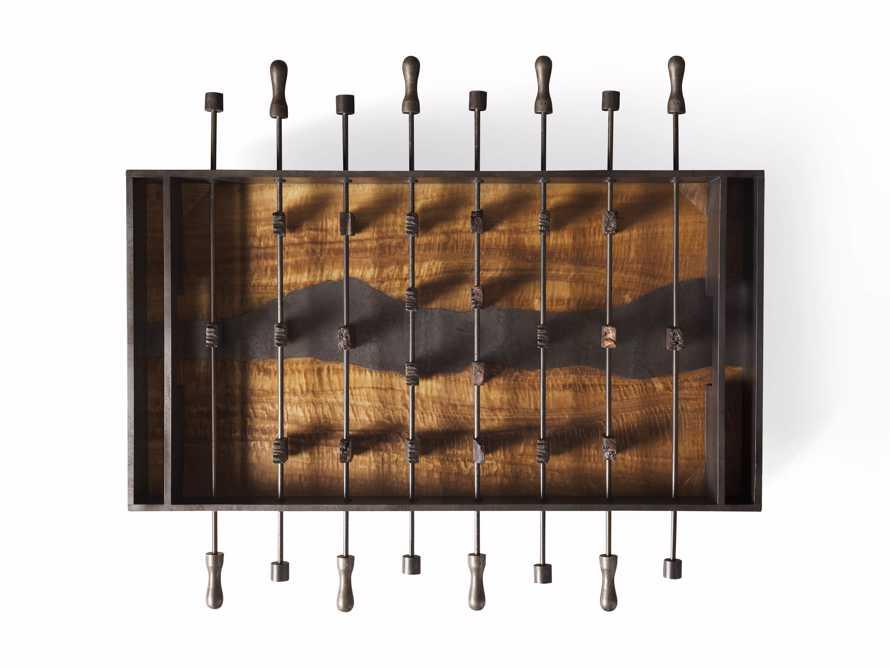 Reclaimed Wood Foosball Table, slide 6 of 6