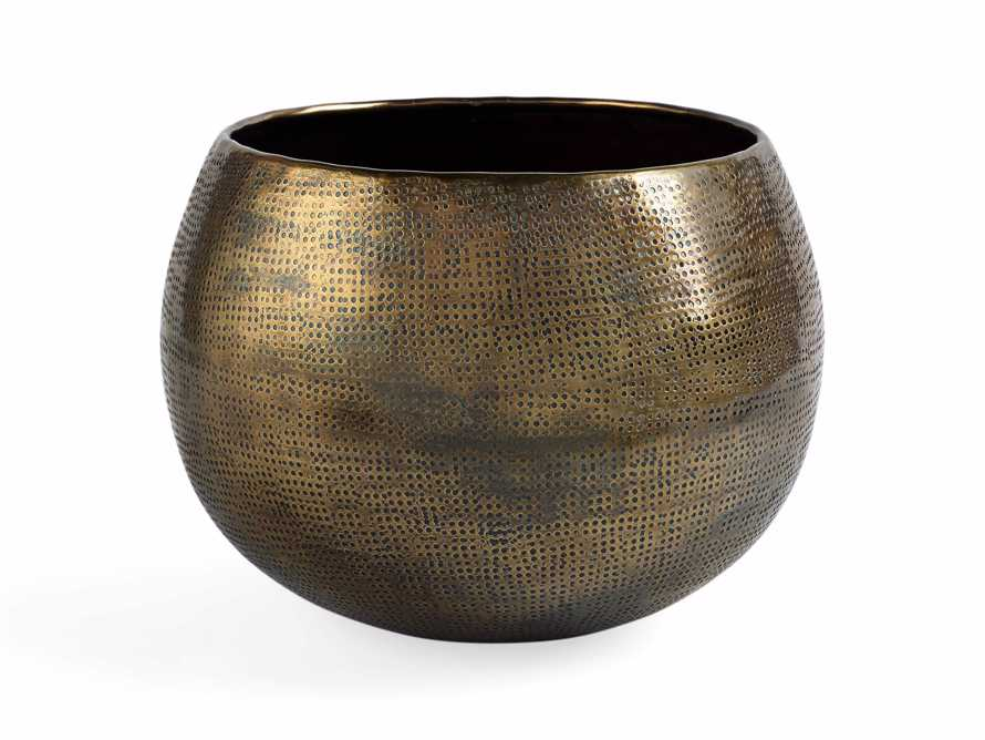 Cordova Bowl in Antique Brass, slide 5 of 9
