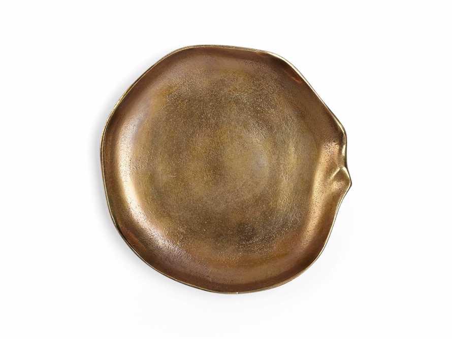 "Lotus 9.5"" Small Platter"