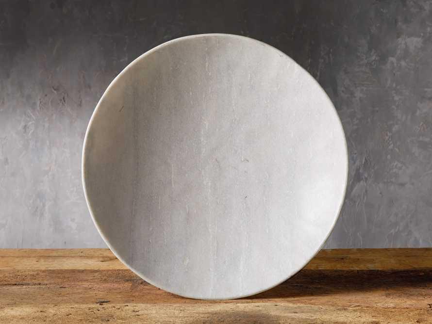 White Marble Bowl, slide 2 of 3