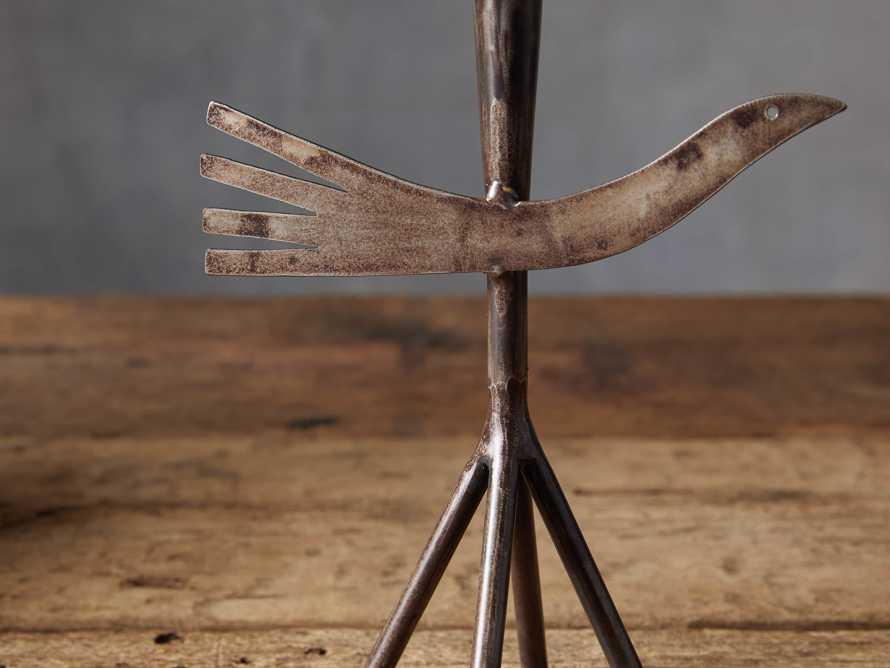 Bird Candleholder, slide 2 of 3
