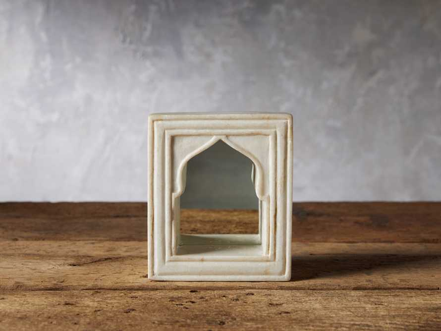 Small Marble Mirror, slide 2 of 5