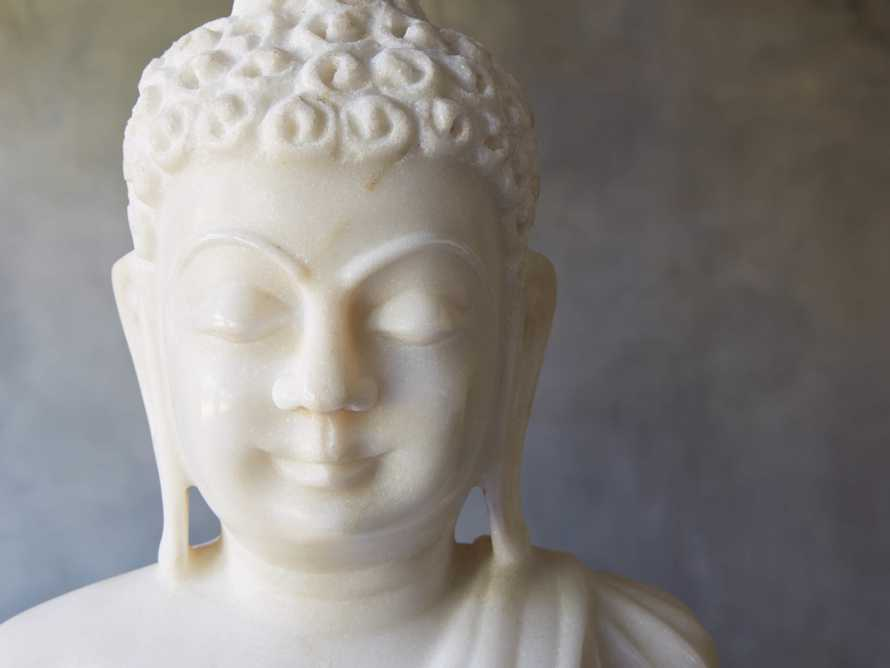 White Marble Buddha, slide 2 of 5