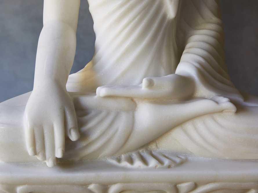 White Marble Buddha, slide 3 of 5