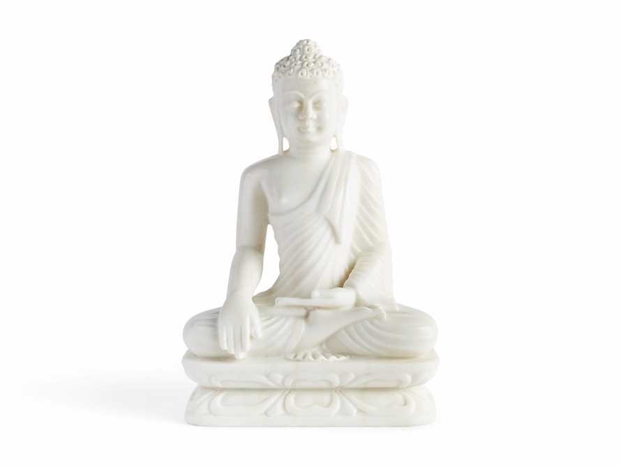 White Marble Buddha, slide 4 of 5
