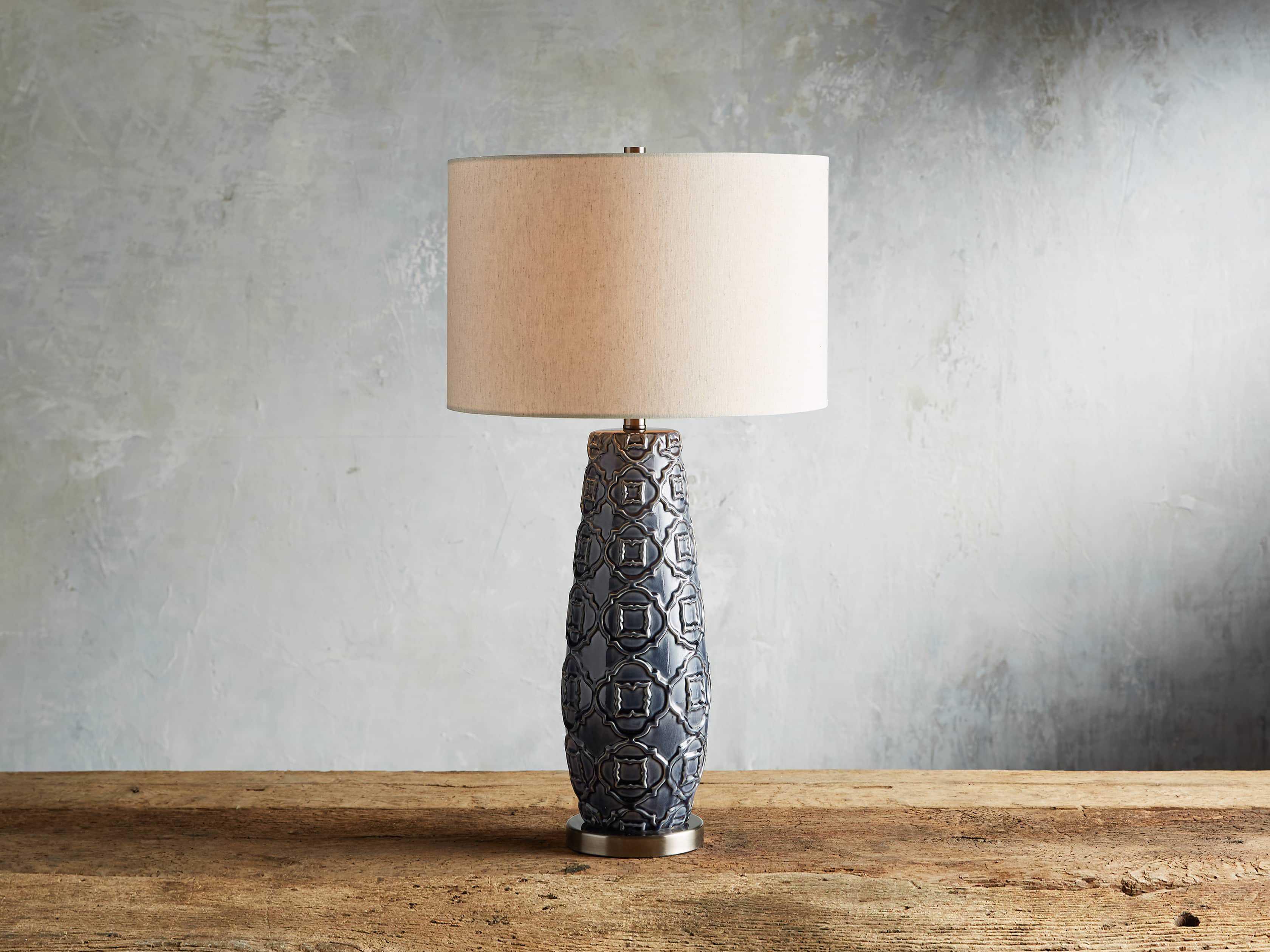 Laurel Ceramic Table Lamp